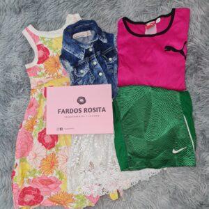 ropa infantil verano